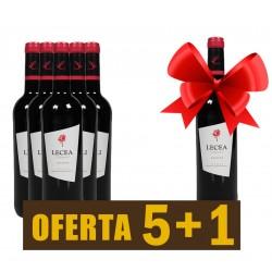 LECEA CRIANZA 2014 - OFERTA 5+1
