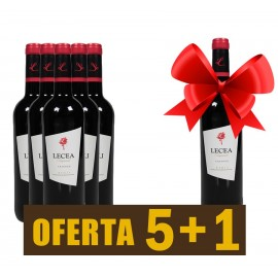 LECEA CRIANZA 2016 - OFERTA 5+1