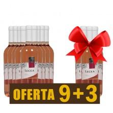 LECEA ROSADO - OFERTA 9+3