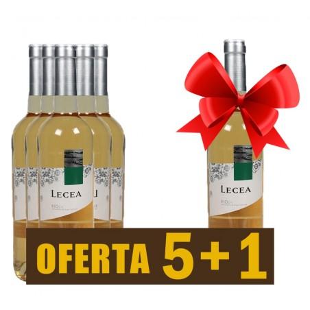 LECEA CHARDONNAY CRIANZA - OFERTA 5+1