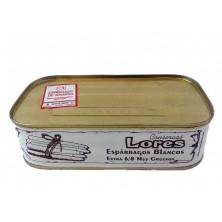 ESPARRAGOS EXTRA DE NAVARRA (LATA 1/2 Kg)