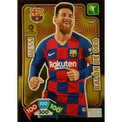 Messi Balón de Oro Adrenalyn XL 2019-2020