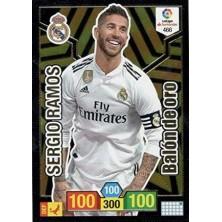Sergio Ramos Balón de Oro Adrenalyn XL 2018-2019