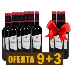 LECEA CRIANZA 2014- OFERTA 9+3